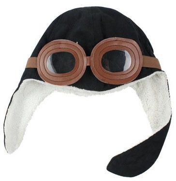 Toddler Bomber Flight Pilot Cap Only $3.59 + FREE Shipping!