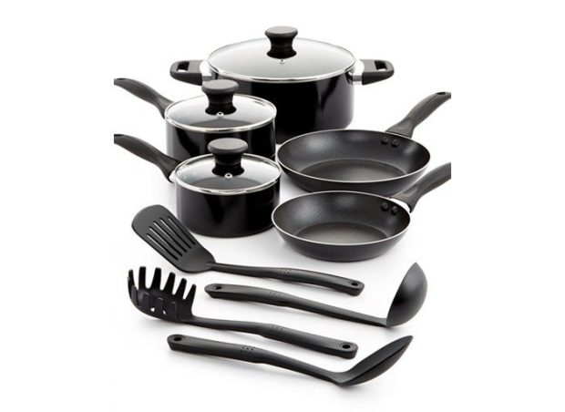 Tools of The Trade 12 Pc Nonstick Cookware Set Orig. $120 Now Just $29.99 After MIR!!