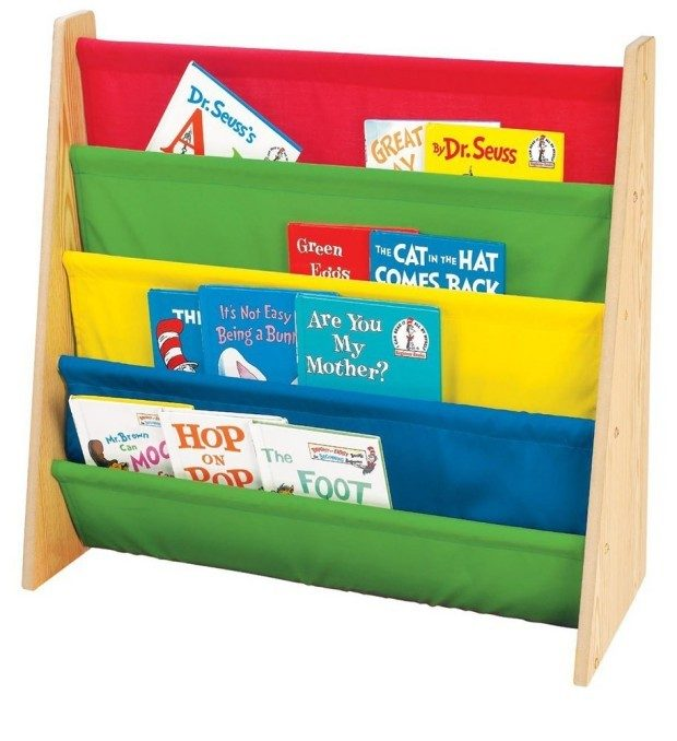 Tot Tutors Book Rack, Primary Colors Only $29!  Down From $79!