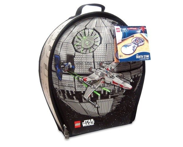 LEGO Star Wars ZipBin Death Star Transforming Toybox Only $9.99!  (Reg. $25)