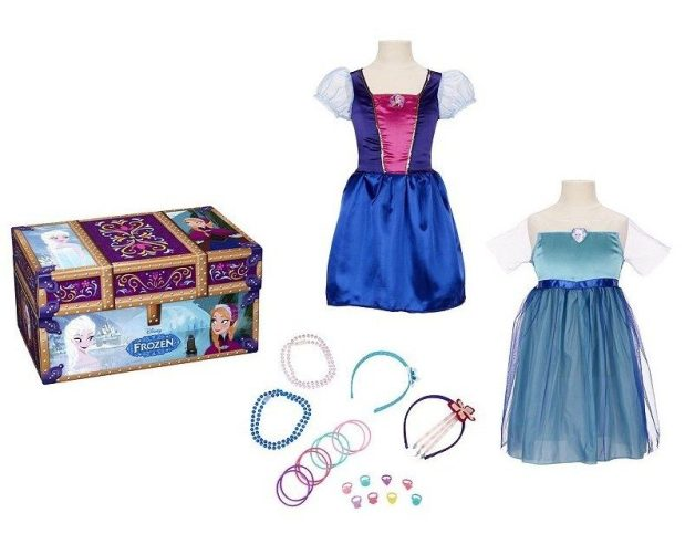 Disney Frozen Travel Dress-Up Trunk Was $34.99 Now Only $11.90!