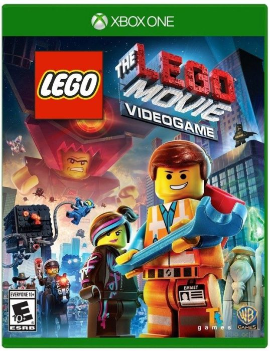 The LEGO Movie Videogame - Xbox One Only $14.99!