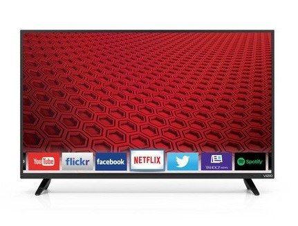 VIZIO 40-Inch 1080p Smart LED TV $299.99 (Was $380)!