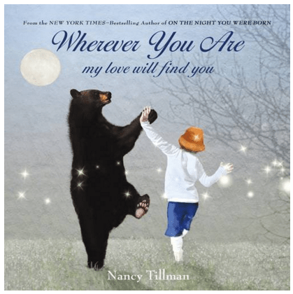 Wherever You Are: My Love Will Find You Board Book Just $4.54 Down From $8!