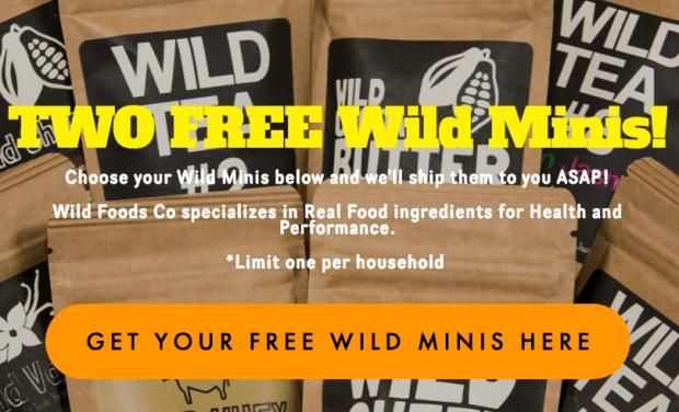 FREE Wild Minis Samples!