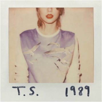 Taylor Swift 1989 CD Only $6.99 + FREE MP3 Album Download + FREE Prime Shipping!