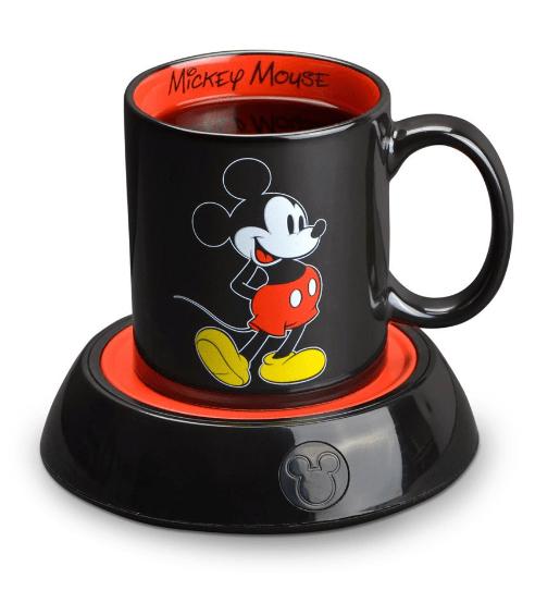 Disney Mickey Mug Warmer $9.99 + FREE Prime Shipping (Reg. $15)!