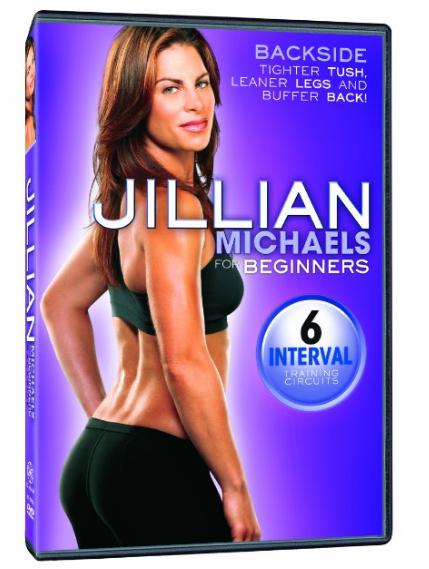 Jillian Michaels For Beginners: Backside Just $3.99!