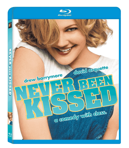 Never Been Kissed On Blu-ray DVD ONLY $5 + FREE Prime Shipping (was $20)!