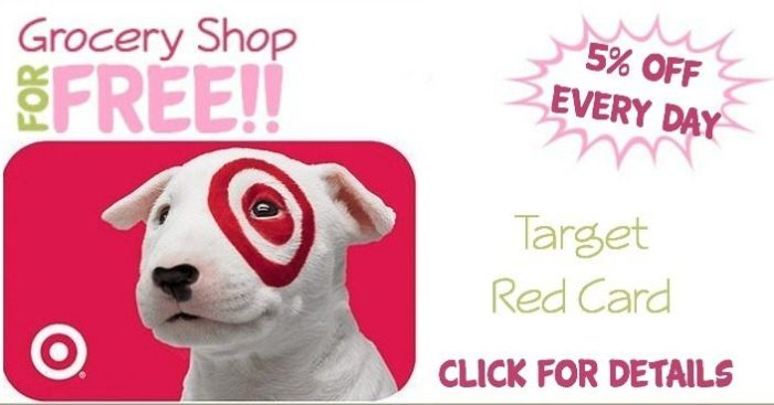Apply For A Target Redcard!