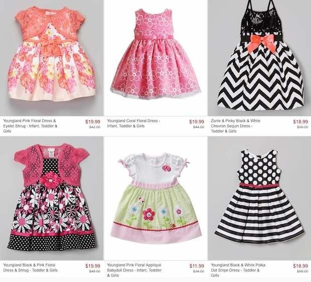 Fresh-Picked Frocks Up TO 65% Off, As Low As $7.99 At Zulily!