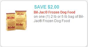 Bil Jac Frozen Dog Food Price