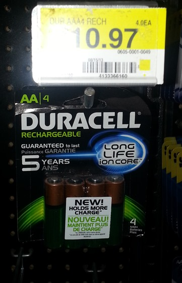 image regarding Printable Battery Coupons titled Duracell rechargeable batteries discount codes printable / Concentration
