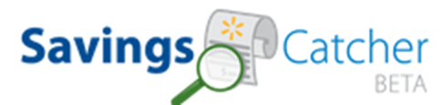 Walmart Savings Catcher Logo