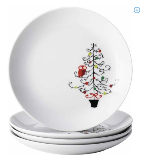 Rachael Ray Set of 4 Dessert Plates On Clearance for ONLY $8.86 (Reg. $14.96)!