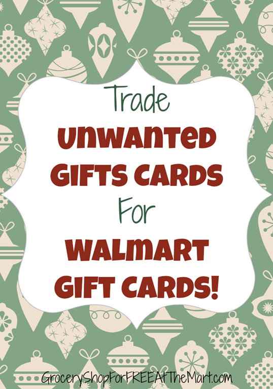 walmart gift card exchange giftcards from over 200 merchants for a walmart giftcard