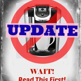 It's Official: Keurig's Decision to DRM Their Coffee Pots Totally Backfired
