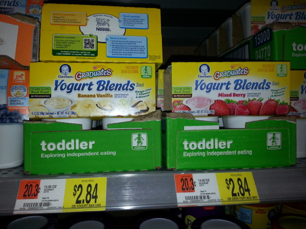 Tons Of New Printable Coupons For Gerber Baby Food!  PLUS Scenarios!