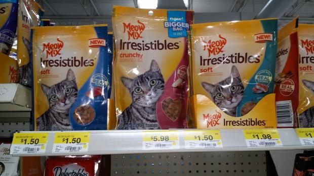 Meow Mix Printable Coupons Makes It Just $0.34 At Walmart!  PLUS MORE Scenarios!