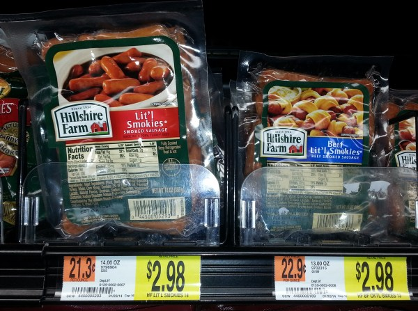 Hillshire Farm Lil Smokies Just $1.43 At Walmart!