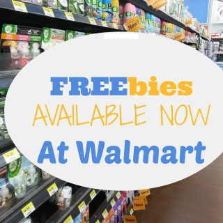 UPDATED: 3 FREE Products Available NOW at Walmart!