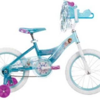 16 Inch Girls Frozen Bike for $48, Down From $69 with FREE Shipping!