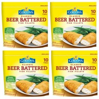Gorton's Beer Battered Fish Fillets Just $3.48 At Walmart!