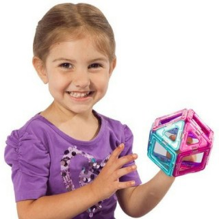 Magformers 14-Piece Building Set Just $13.98! Down From $25!