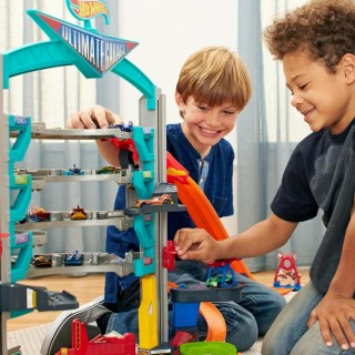 Hot Wheels Ultimate Garage Playset Just $58.60! Down From $100! PLUS FREE Shipping!