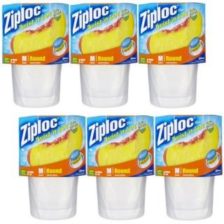 Ziploc Twist 'N Loc Containers Just $0.91 At Walmart!