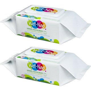 Wet-Nap Hands & Face Cleansing Wipes Just $0.97 At Walmart!