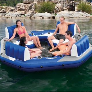 Intex Floating Island Just $65.72! Down From $99! PLUS FREE Shipping!