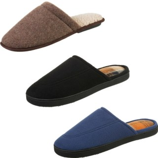 Men's Isotoner Slippers Just $3.88! Down From $9.30!