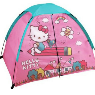 Hello Kitty Dome Tent Just $14! Down From $35!