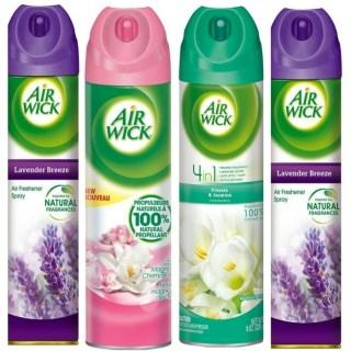 Air Wick 4 In 1 Air Freshener Just $0.42 At Walmart!