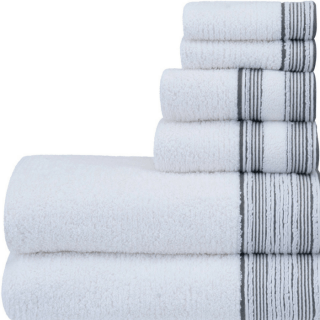 Better Homes & Gardens 6-Piece Towel Set Just $8.98! Down From $38.60!