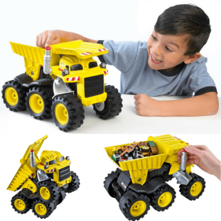 Rocky The Robot Truck Just $19.97! Down From $56!
