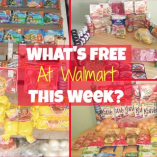 What's FREE At WalMart!  FREEbies AND Money Makers!