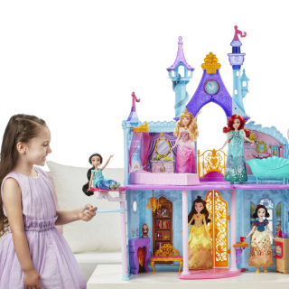 Disney Princess Castle Just $59.99! Down From $100! PLUS FREE Shipping!
