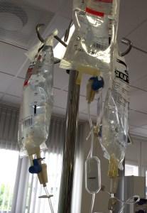Eerste chemokuur