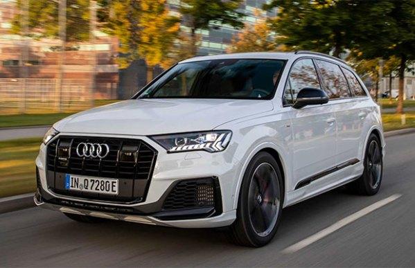 Officieel: Audi Q7 60 TFSI e quattro plug-in hybride (2019 ...