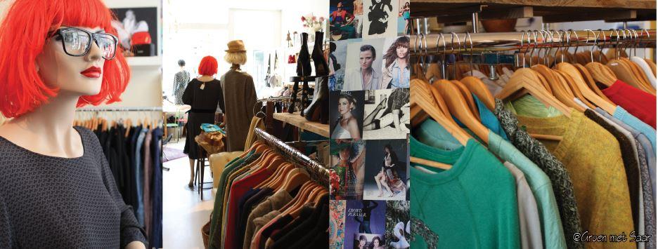 winkelketen kleding