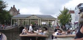 Bedrijfsuitje Leiden: ontdek Leiden in collegiaal verband