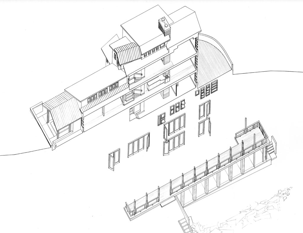 Rochester Residence Michael Grogan Architect