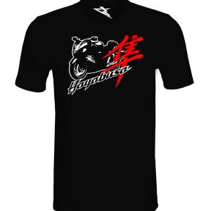T-Shirt HAYABUSA BLACK