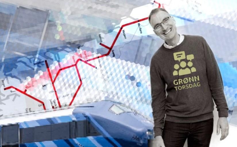 Harald vil snakke om tog – med Harald Moskvil