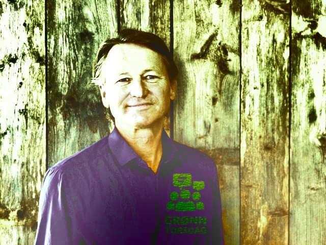 Grønn giv på grønn gren – med Paal Frisvold