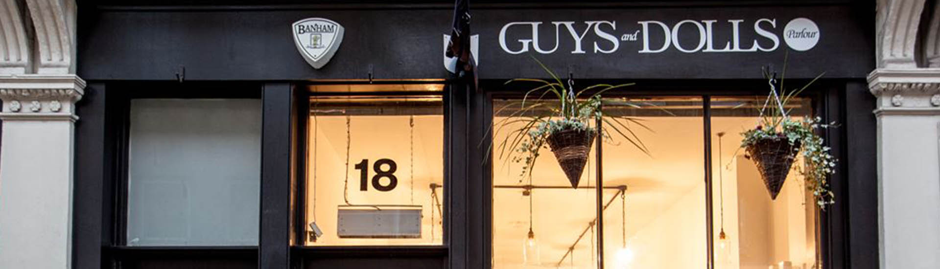 The Beauty Review: Guys and Dolls Parlour, Shoreditch, London