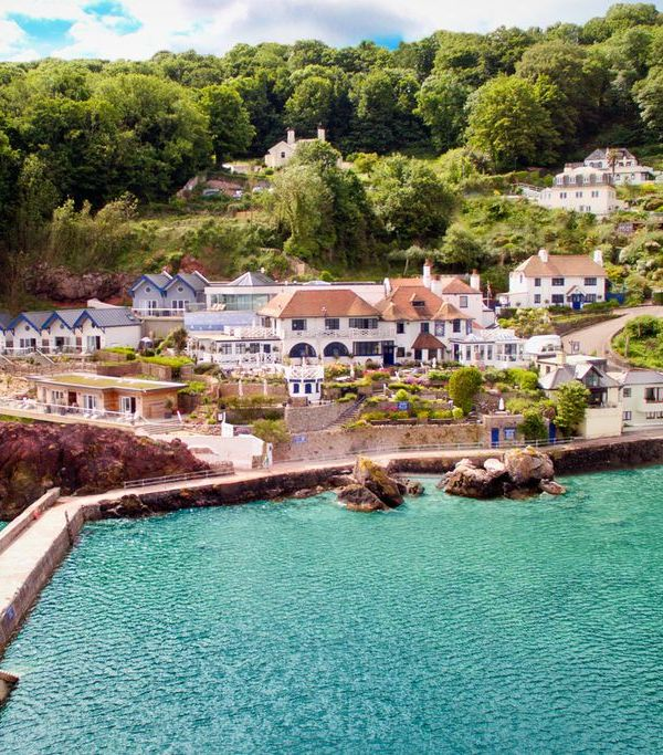 The Spa Hotel Review Cary Arms & Spa, Babbacombe Bay, Torquay