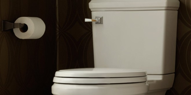 How To Make Your Toilet Quieter